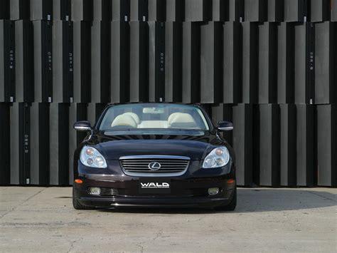 Wald Lexus Sc 430 200105