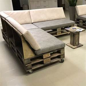 Lounge Aus Paletten : lounge aus paletten erweiterbar im set palettenm bel shop ~ Frokenaadalensverden.com Haus und Dekorationen