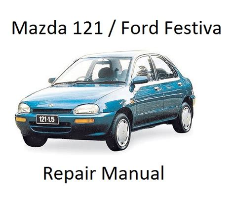 ford festiva  owners manual