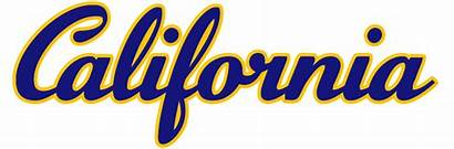 California Svg Script Cal Berkeley Bears Golden