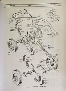 Harley Parts Manual Catalog Book 1949 To 1957 Panhead 45