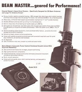 Channel Master Model 3610 Vhf Tv