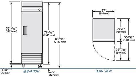 true   freezer reach   section  series