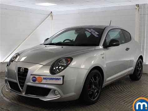 Used Alfa Romeo by Used Alfa Romeo Cars For Sale Motorpoint Car Supermarket
