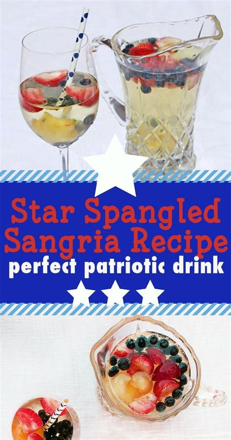 patriotic drink recipes 250 best fourth of july memorial day images on pinterest holiday ideas patriotic party and