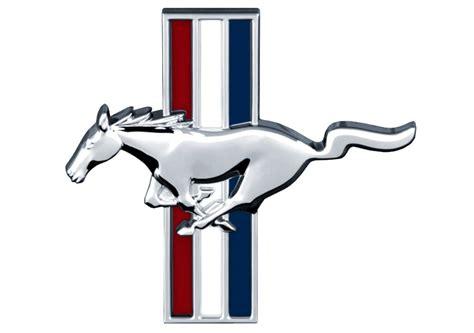 mustang horse logo 2014