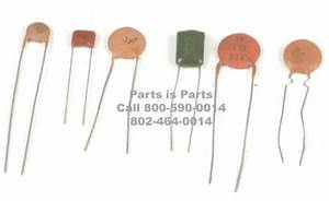 Capacitor For Guitar And Amp