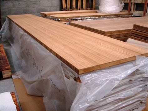 bamboo counter top  kitchen httpcountertops