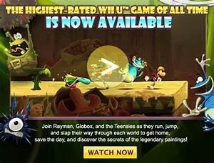 Rayman U00ae Legends