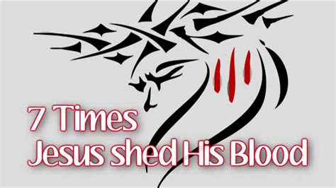 larry huch 7 places jesus shed his blood seven places jesus shed his blood pdf just like