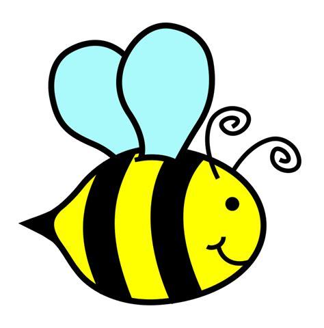cartoon bumble bee clipartsco