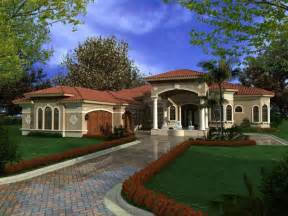 mediterranean house plans one story mediterranean house plans mediterranean houses