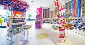 The Ten Most Beautiful Candy Shops 캔디