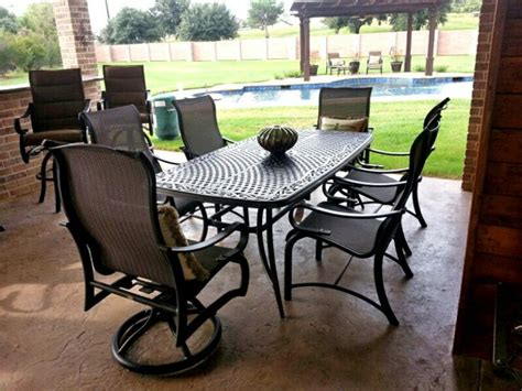 Agio Patio Furniture by Black Agio Patio Furniture