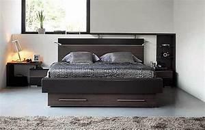 Meuble De Chambre : mobilier guingamp meubles de chambre et literie ~ Teatrodelosmanantiales.com Idées de Décoration