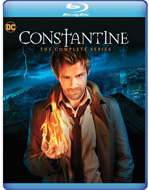 CONSTANTINE: THE COMPLETE SERIES Blu-ray / DVD Release ...