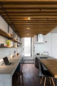 Minimalist House By Tukurito Architects - Archiscene