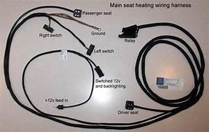 300e - Adding Heated Seats