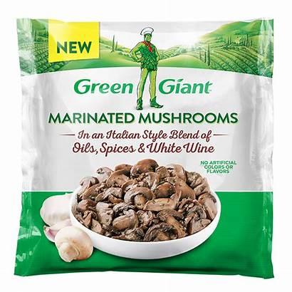 Giant Marinated Mushrooms Greengiant Stuffed Mushroom Rice