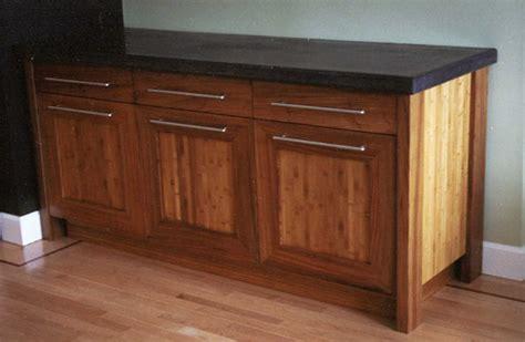Kitchen Credenza - kitchen credenza luedecke woodworks