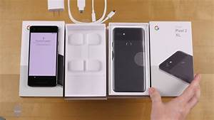 Google Pixel 2 And Pixel 2 Xl Unboxing