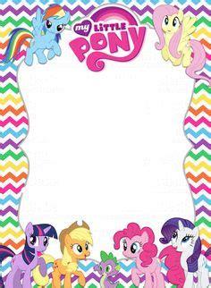 printable   pony invitations   pony