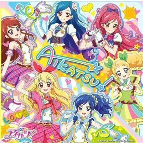 Anime Aikatsu Idol Academy Idol Aikatsu Anime On Instagram