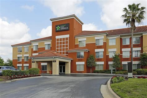 Hotel Extended Stay Orlando, Fl