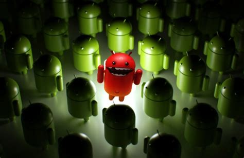 android viruses five different types of malware that can be found on