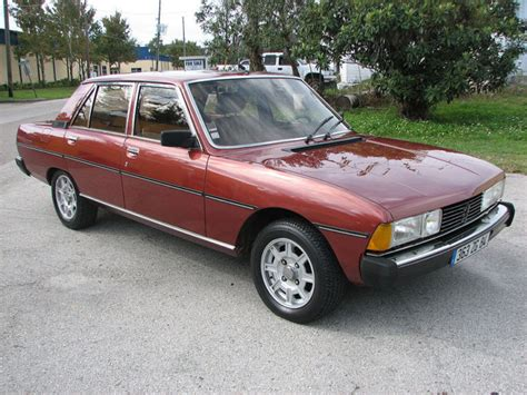 Peugeot 604 For Sale by Sharp Looking 1982 Peugeot 604 Sti Bring A Trailer