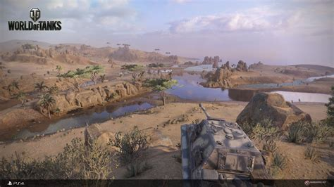 World of Tanks (PS4 / PlayStation 4) Game Profile | News ...