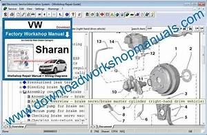 Vw Sharan Workshop Repair Manual