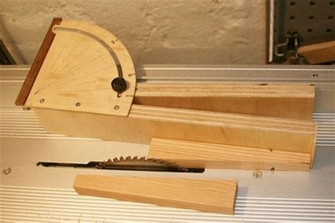 wood work taper jig plans   plans