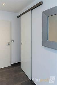 Wc Schiebetür Abschließbar : glasschiebet r mit softclose piano glasprofi24 ~ Eleganceandgraceweddings.com Haus und Dekorationen