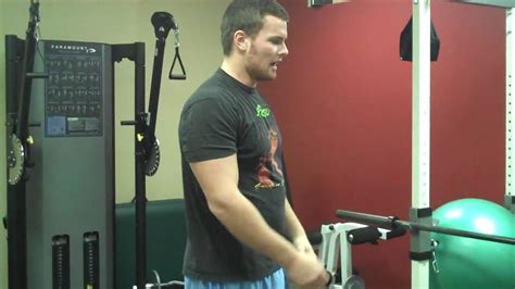 EXERCISE: LATS AND TRAPS - YouTube