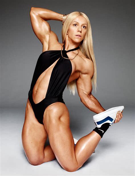bodybuilding dames