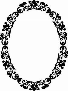 Clipart - Decorative Frame 1