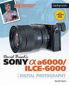 Sony Alpha A6000 Mirrorless Digital Camera With 16