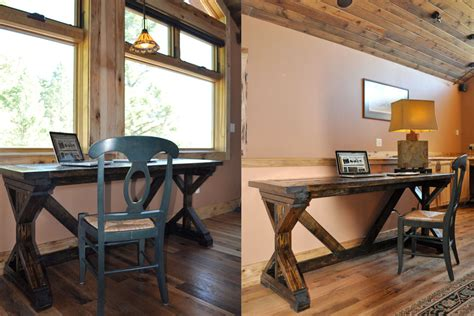 how to build a desk learn how to build a desk with x supports and i beams for