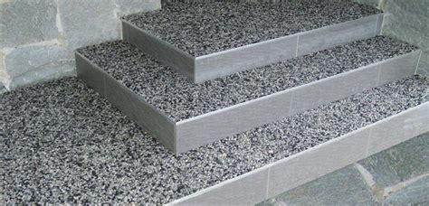 Steinteppich Treppe Außen by Treppenbeschichtung Treppenbeschichtungen Steinteppich