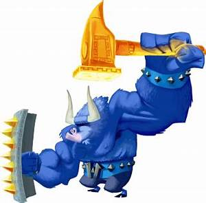 Minotaure Gant RayWiki Le Wiki Rayman