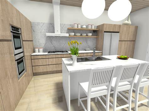 kitchen island layouts and design 7 kitchen layout ideas that work roomsketcher 8190
