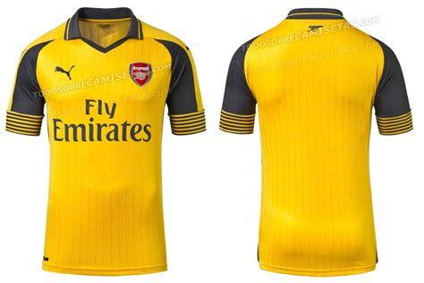 A (non-exhaustive) list of games where Arsenal wore change kits at home – Museum of Jerseys
