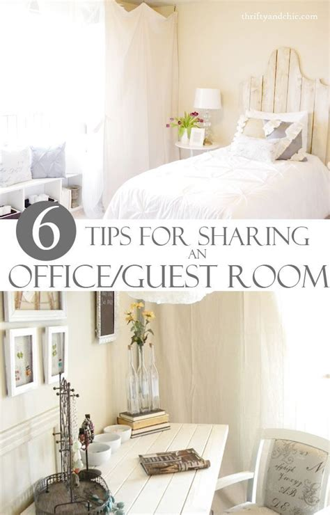 Spare Bedroom Office Design Ideas by 6 Tips For An Office And Guest Room Home
