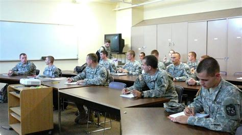 rotc military science  leadership western
