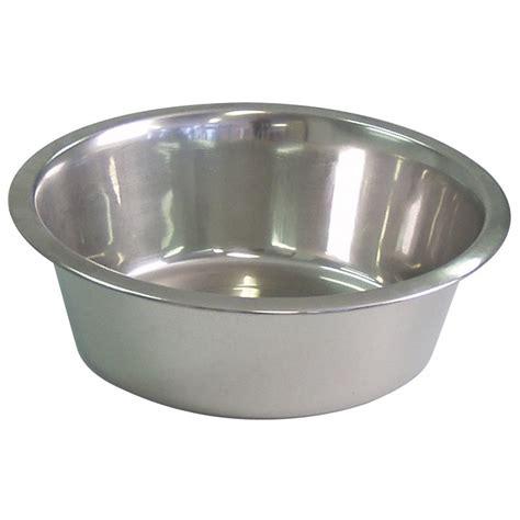 stainless steel feeder bowl plain stainless steel bowl kramar stainless steel bowls
