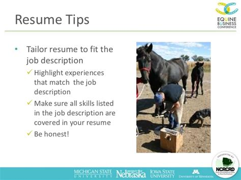 Tailor Your Resume To Fit The by Finding Your In The Us Industry