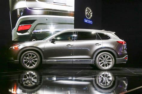 2016 Mazda Cx-9 Prototype First Drive Review