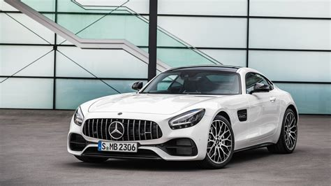 Mercedes-amg Gt 2019 4k Wallpaper
