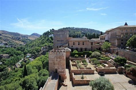 spain alhambra andalucia plan visit places southern wandering fellow bloggers teamed incredible put together ve amazing